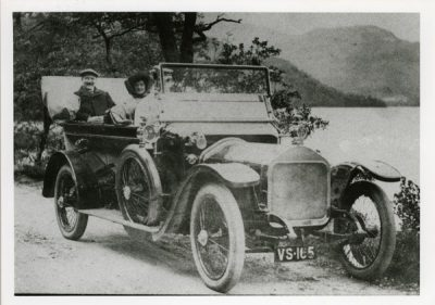 Wolseley-Siddely 25hp