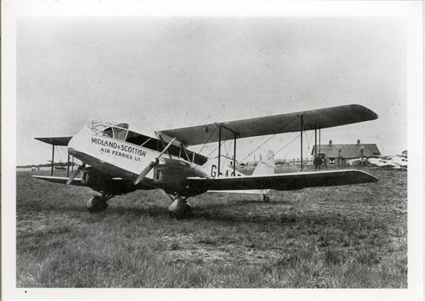De Havilland Dragon Moth