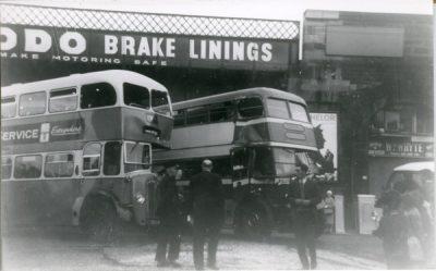 Leyland, Albion Accident