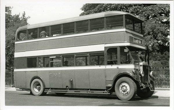 Double Decker Leyland