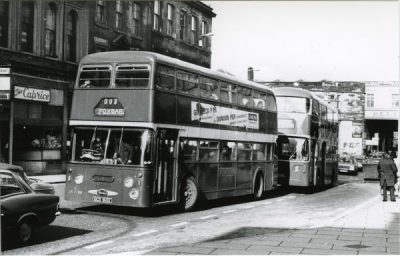 Double decker Daimler