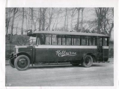 Single decker Albion