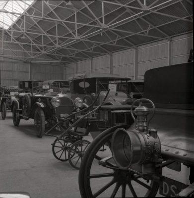 Veteran vehicles Albion