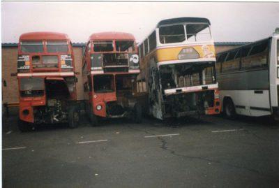 AEC Routemasters
