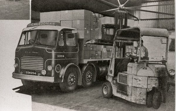 Leyland - 8 wheeler