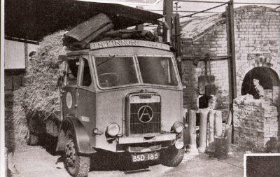 Atkinson - Platform truck