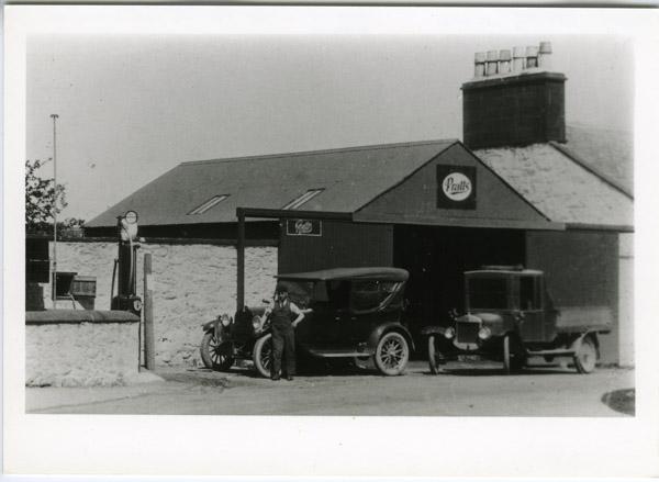 Garage - Pratts petrol