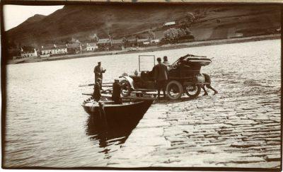 Wolseley - Dornie Ferry