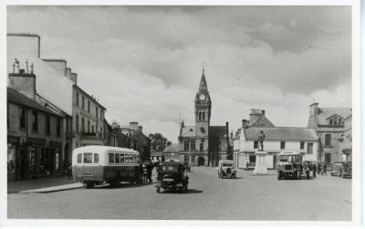 Town Square - Buses