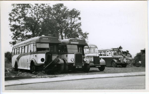 Leylands, Bedfords - Victor, OB