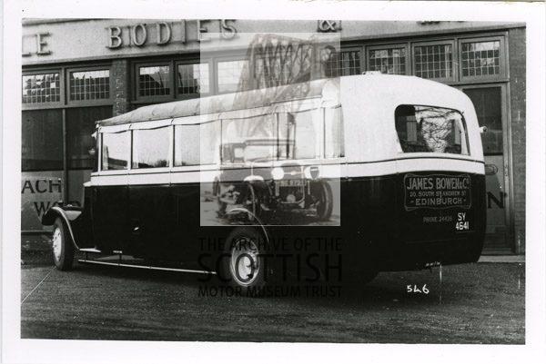 New bus ex coach-worksDuole Coachworks, Hendon , London