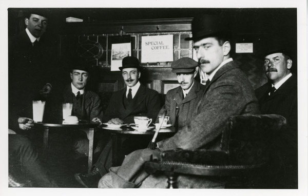 McArthurs Tea rooms Greenock