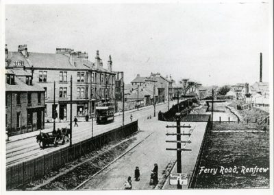 Renfrew Ferry Road