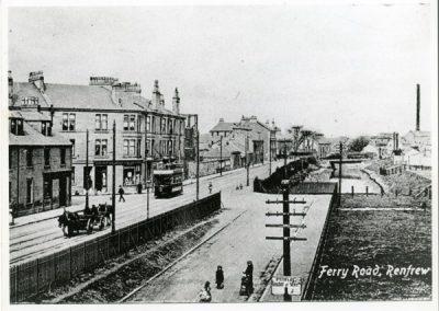 Renfrew Ferry Road