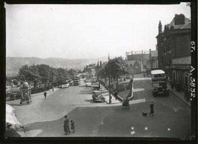 Market Square Gourock