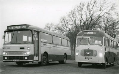 Leyland and Bedford Leopard