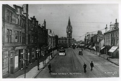 Renfrew High Street