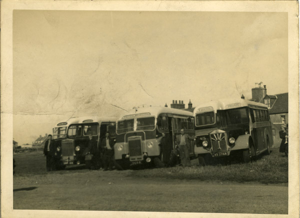 Albion, Leyland Victor and Titan