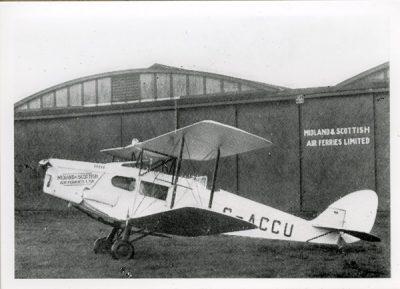 De-Havilland Fox Moth