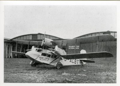 De-Havilland Air-Speed Ferry