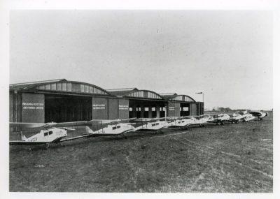 Midland and Scottish Air-Ferries Hanger