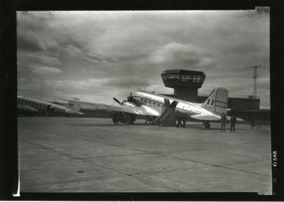 ControlTower Renfrew Airport