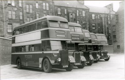 Daimler, Guy, Leyland Various types
