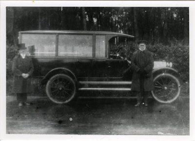 Dodge Special body