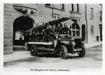 Dennis Fire Brigade Johnstone