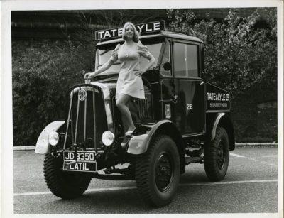Latil Restored lorry