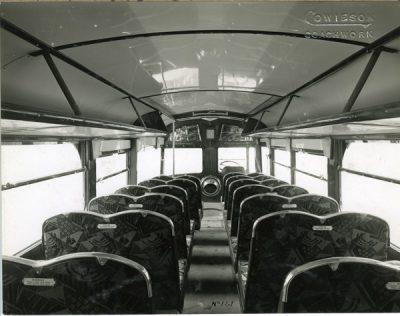 Cowieson bodywork Interior