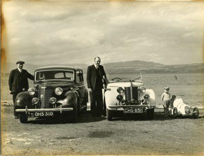Port Glasgow Motor Co Austin