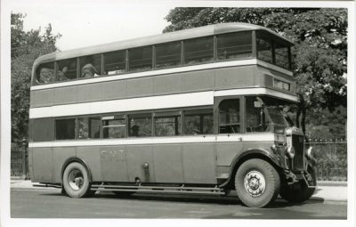 Double Decker Leyland