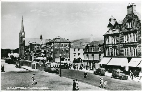 Street scene Albion