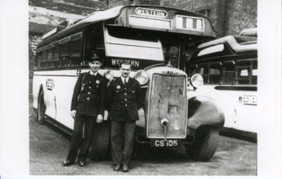Single decker Gilford