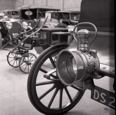 Veteran cars Lamp