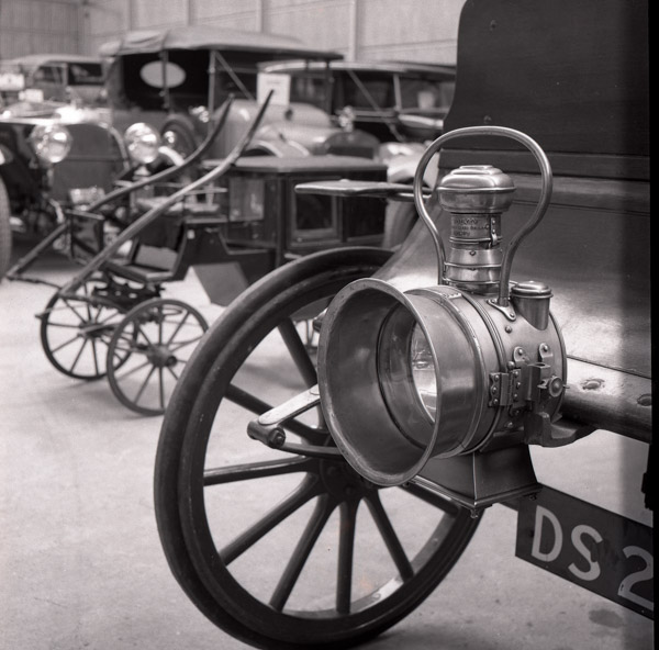 Veteran cars Lamp