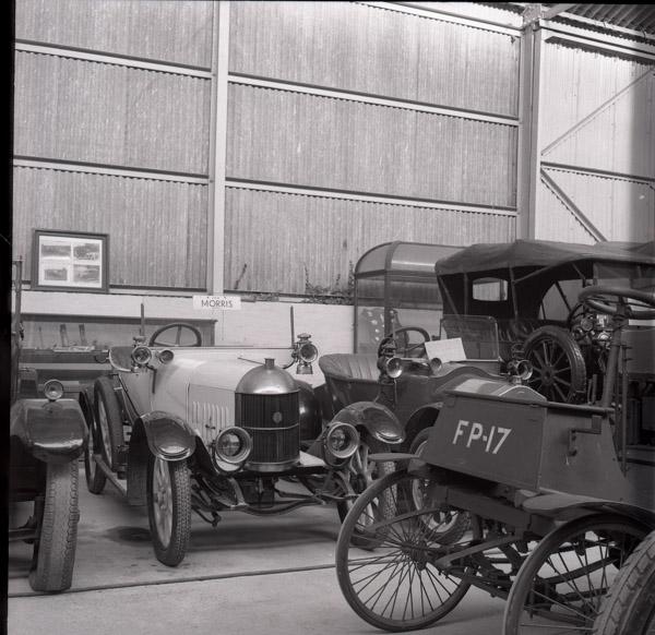 Early cars Morris