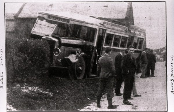Accident Leyland