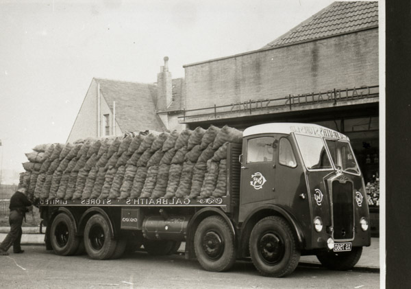 Flatbed Albion