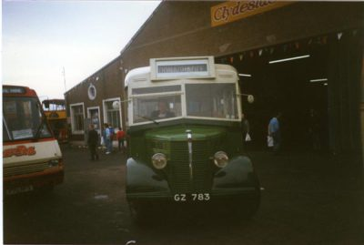 Bedford Single decker