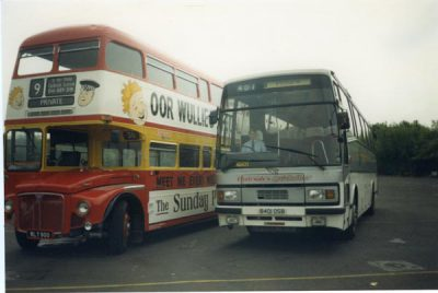 Leyland Single decker