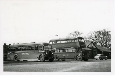 Albion and Leyland -