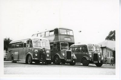 Albion, Leyland and Guy. -