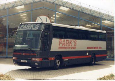 Volvo - Plaxton Body