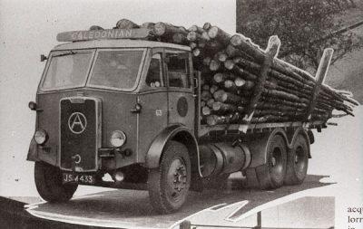 Atkinson - 6 wheeler