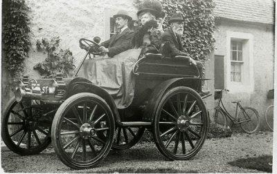 Arrol Johnston - Dog Cart
