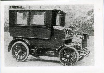 Edison - Electric cab