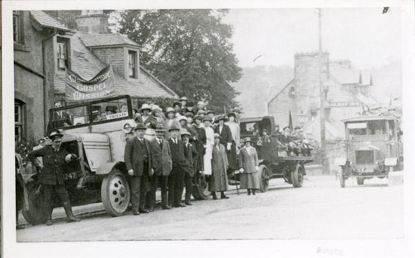 Thorniecroft - Church Outing