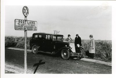 Armstrong Siddeley - Scotland Border